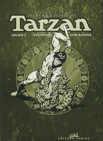 9782849460856: Tarzan, l'intégrale, Tome 2