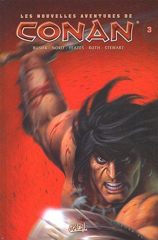 9782849460924: Les nouvelles aventures de Conan, Tome 3 :
