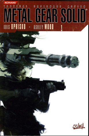 9782849462607: Metal Gear Solid, Tome 1 :