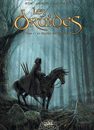 9782849462973: Les Druides, Tome 1 : Le Mystère des Oghams
