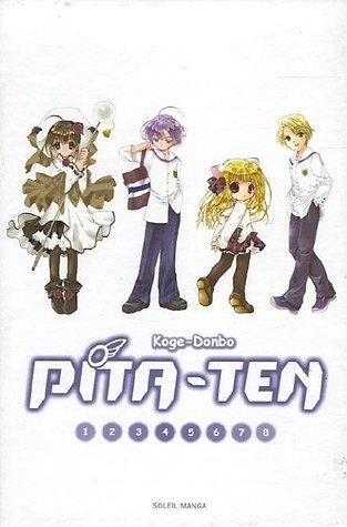 9782849463352: Pita-Ten, Tome 1 � 8 : Coffret en 8 volumes