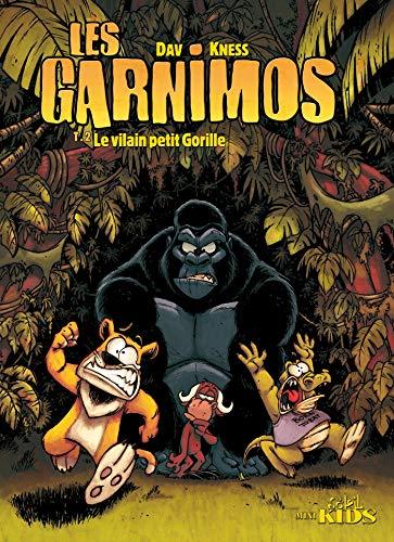 9782849463451: Les Garnimos, Tome 2 : Le Vilain Petit Gorille