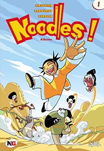 9782849464472: Noodles !, Tome 1 : Kikitte (NG)