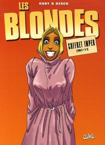 9782849466162: Les Blondes : Coffret Imper en 2 volumes : Tomes 1 et 3