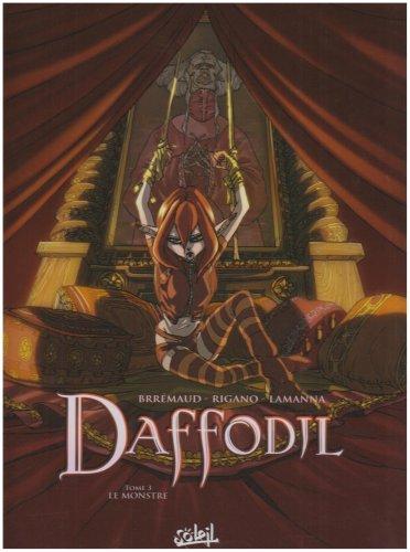 9782849467022: Daffodil, Tome 3 : Le monstre