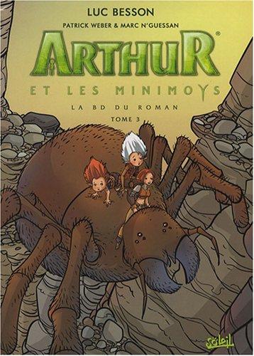 9782849469996: Arthur et les Minimoys, Tome 3 : Arthur et la cité interdite