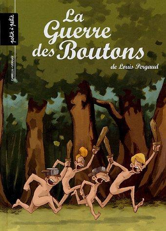 La Guerre des Boutons, Tome 1 : Mathieu Gabella; Valérie