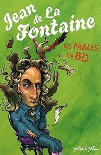 9782849490570: Fables de La Fontaine en bandes dessinées