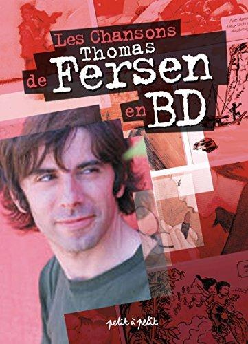 9782849491034: les chansons de Thomas Fersen en BD