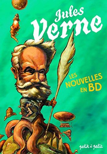 9782849491249: Les nouvelles de Jules Verne : En bandes dessin�es