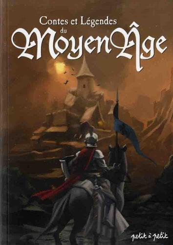 9782849491591: Contes et légendes du Moyen Age