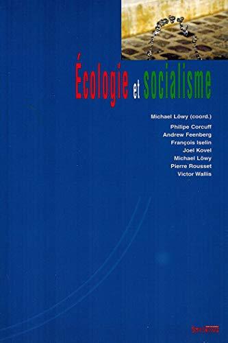 9782849500354: écologie et socialisme