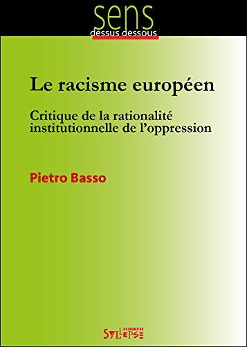 RACISME EUROPÉEN (LE): BASSO PIETRO