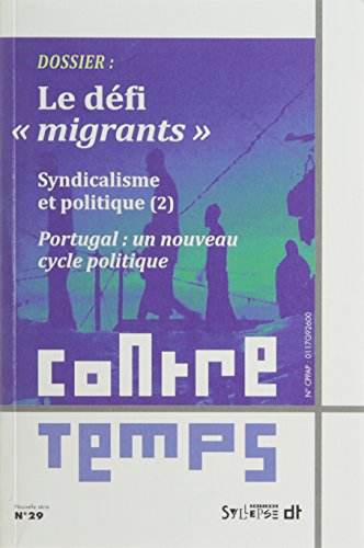 CONTRETEMPS NO29 LE DÉFI MIGRANTS: COLLECTIF