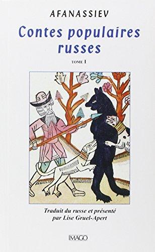 Contes populaires russes, t. 01 [nouvelle édition]: Afanassiev