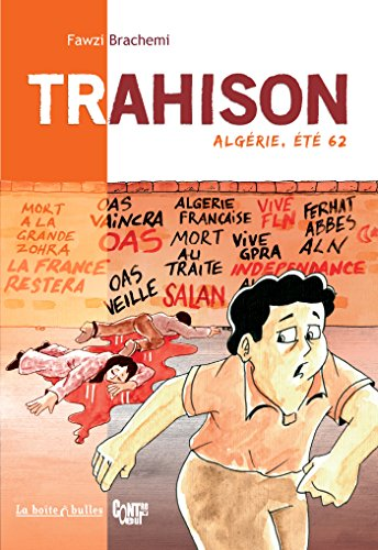 9782849531785: Trahison: Alg�rie, �t� 62