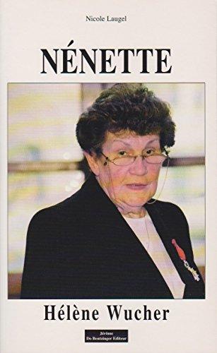 9782849600108: Nenette - Helene Wucher