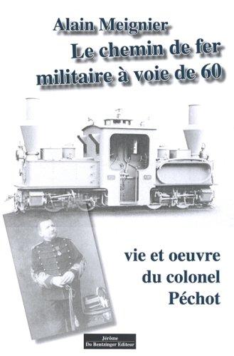 9782849601150: Chemin de Fer Militaire a Voie de 60