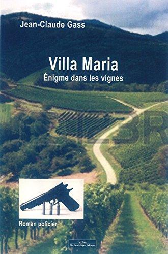 9782849604717: Villa Maria