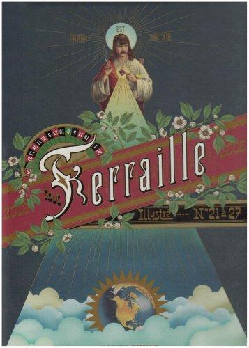 9782849610596: Ferraille Illustre 4 - N 21 a 27
