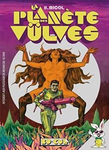 9782849611043: La planète des vulves (French Edition)