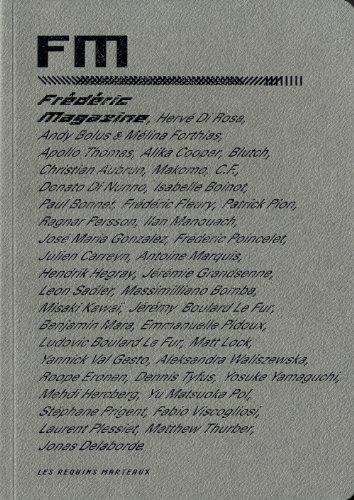 Frédéric magazine IV: Collectif