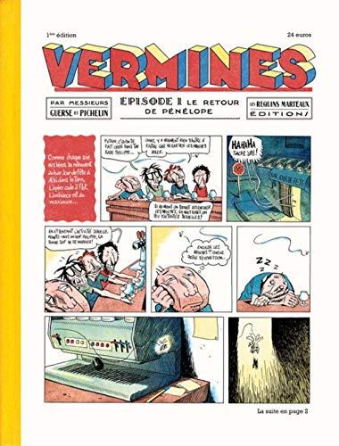 Vermines: Pichelin, Marc