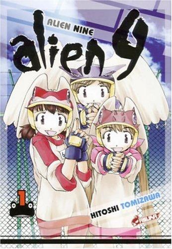 9782849650530: Alien Nine, Tome 1 :