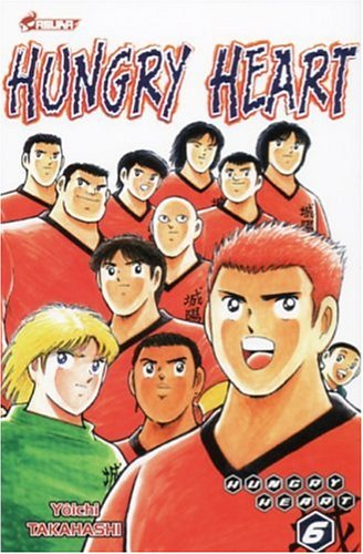9782849650875: Hungry Heart, Tome 6 :
