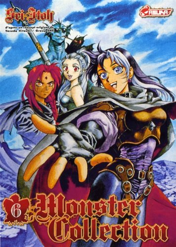 Monster Collection, Tome 6 :: Sei Itoh