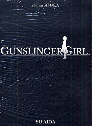 9782849652947: Coffret Gunslinger Girl T8 + CD (French Edition)