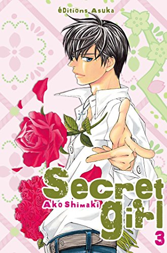 9782849654965: Secret Girl, Tome 3 (French Edition)