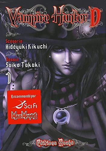 Vampire Hunter D., Tome 1 (French Edition) (2849655503) by Hideyuki Kikuchi, Saiko Takaki
