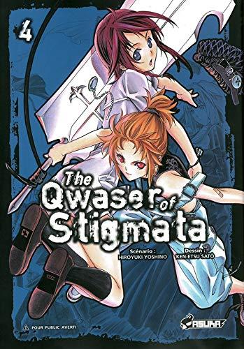 9782849655788: Qwaser of Stigmata Vol.4