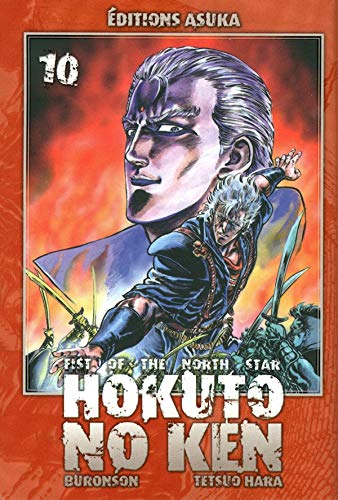 HOKUTO NO KEN T.10: HARA TETSUO
