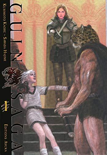 9782849656822: Guin Saga, Tome 1 (French Edition)