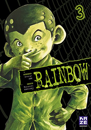 9782849657294: Rainbow - Kaze Manga Vol.3