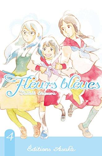 FLEURS BLEUES T.04: SHIMURA TAKAKO