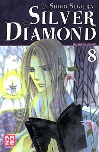 9782849658390: Silver Diamond, Tome 8