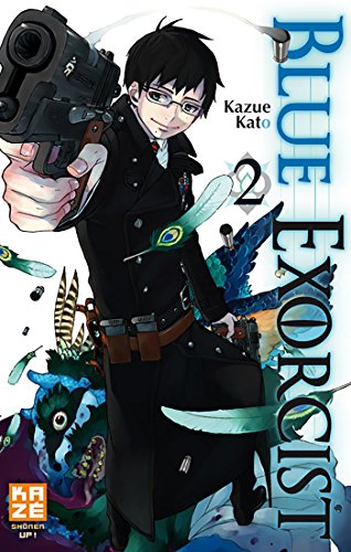 9782849659267: Blue Exorcist T02 (Shonen up)