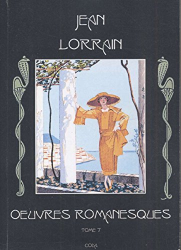9782849671016: Oeuvres romanesques Tome 7