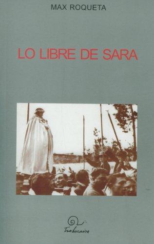 9782849740729: Lo libre de Sara