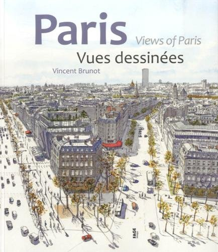 Paris, vue dessinées