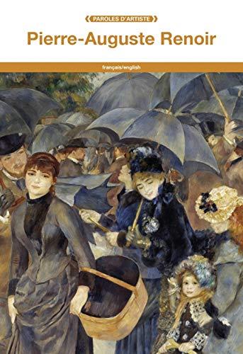 9782849754696: Pierre-Auguste Renoir (Paroles d'artiste)