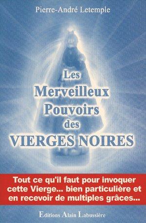 9782849880111: Les merveilleux pouvoirs des vierges noires