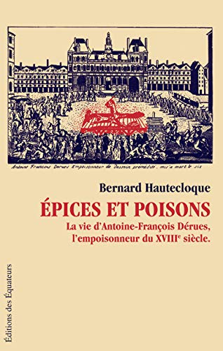 9782849901199: Epices et poisons (French Edition)