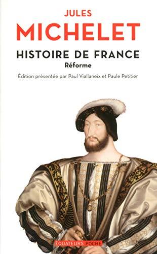 9782849903049: Histoire de France - tome 8 R�forme