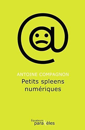 Petits spleens numériques: Compagnon, Antoine
