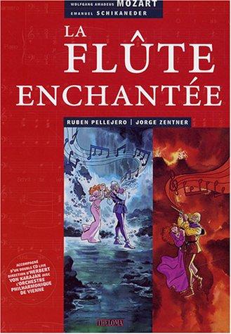 9782849980194: La flûte enchantée (2CD audio)