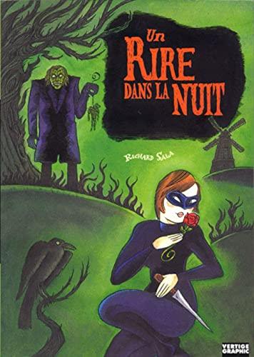 un rire dans la nuit (284999037X) by Richard Sala